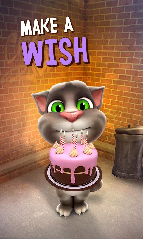 Talking Tom Cat - Android Apps on Google Play