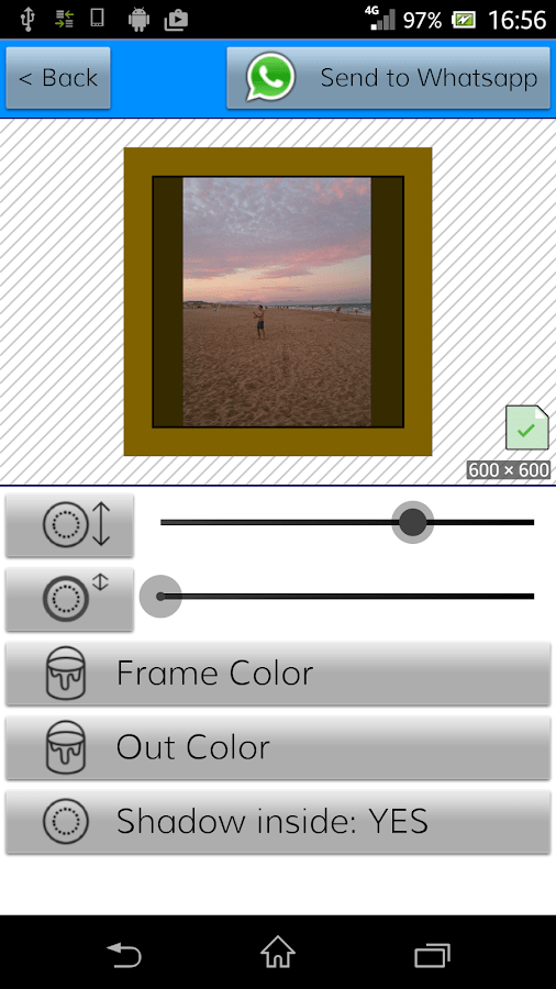 FrameArt ♥ Cool photo frames - Android Apps on Google Play