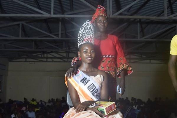 Receptionist wins Miss Teso Kenya, Uganda beauty title