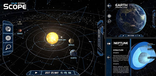 Solar System Scope - Apps on Google Play