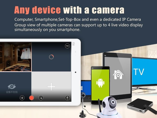 AtHome Camera - Home security video surveillance - Android ...