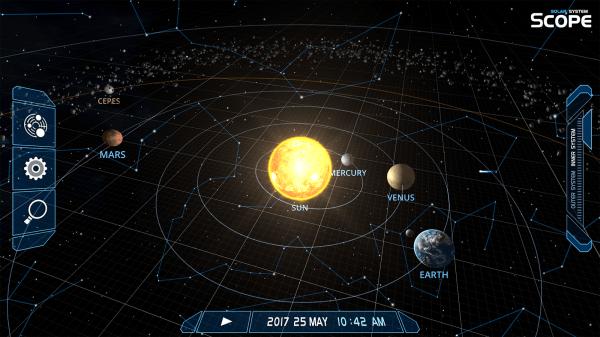 Solar System Scope - Aplicaciones Android en Google Play