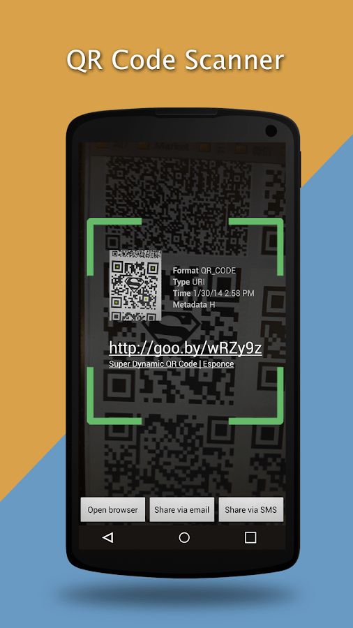QR Code Scan & Barcode Scanner - Android Apps on Google Play