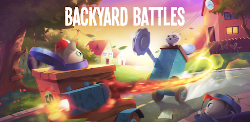Backyard Battles | MixRank Play Store App Report - Overview