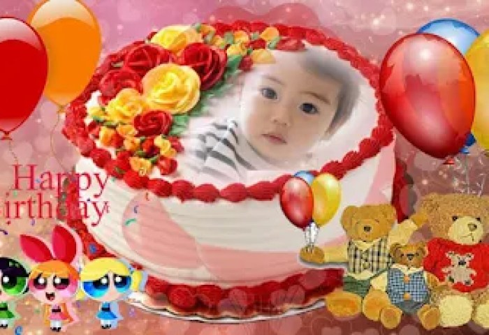 Birthday Cake Photo Frame Collage Editor Apps On Google Play