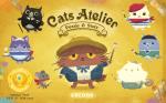تحميل لعبة Cats Atelier - A Meow Match 3 Game مهكرة للاندرويد Mod APK احدث اصدار