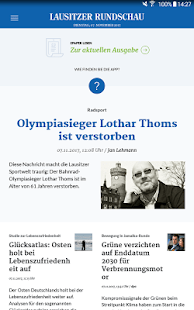 Lausitzer Rundschau App Android Apps on Google Play