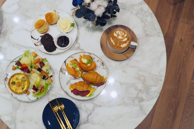台北咖啡 民生社區靜巷內品嚐三層下午茶 Chubby Bird County 比你想像更講究〖食攝人生事務所〗
