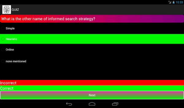 All about Artificial Intelligence Quiz for Android. Videos ...