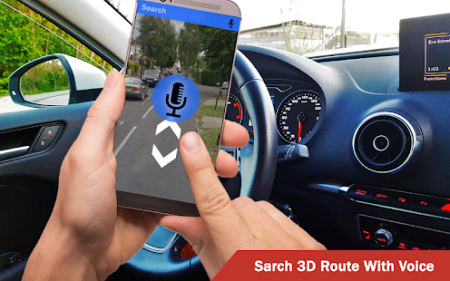 GPS Voice Street View Live Tracking Maps     Google Play ilovalari Free gps voice navigation   street view app that combines the best street  view mapping and online driving assistant to create the ultimate routes