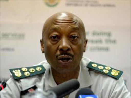 Correctional services chief Moyane reaches retirement age