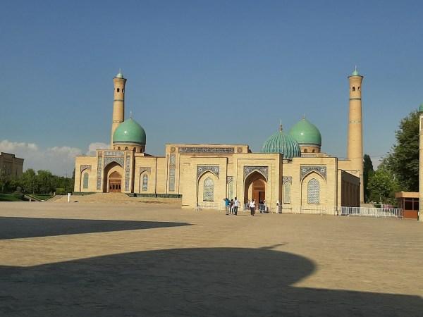 Поход ФАНЫ 2019. Путешествие по Узбекистану и Таджикистану.