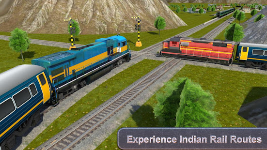Indian Train Simulator - vehicle sims - Apps on Google Play
