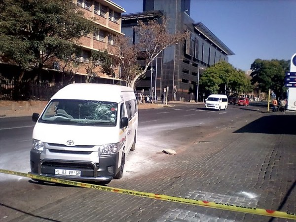 Violence can't resolve taxi disputes' says Tshwane MMC