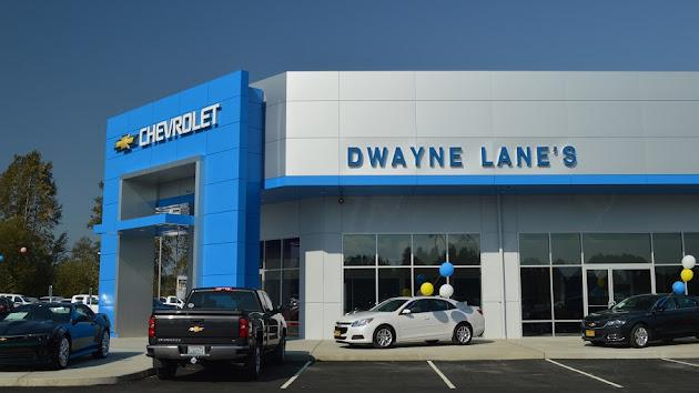 Dwayne Lane S Arlington Chevrolet About Google