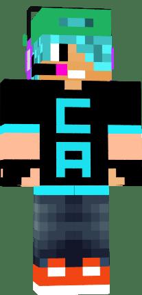Gamer Chad Nova Skin