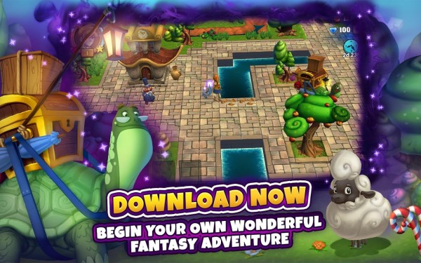 upjers Wonderland Android Apps on Google Play