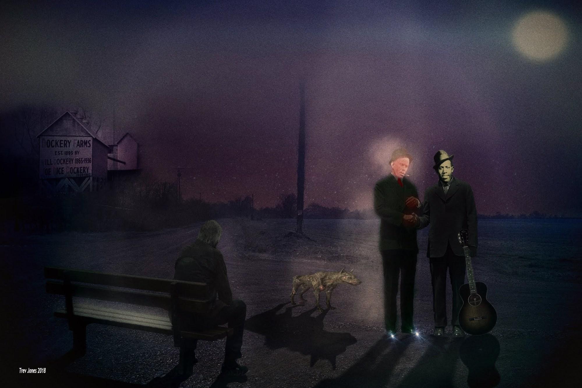Mr Johnson Meets The Devil