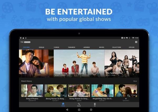 Viki Korean Drama Movies Asian TV on Google Play