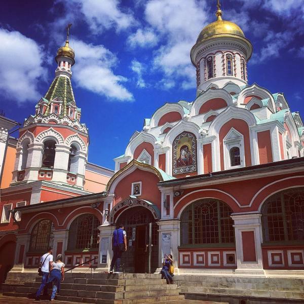 Казанский собор: описание, адрес, время работы ...
