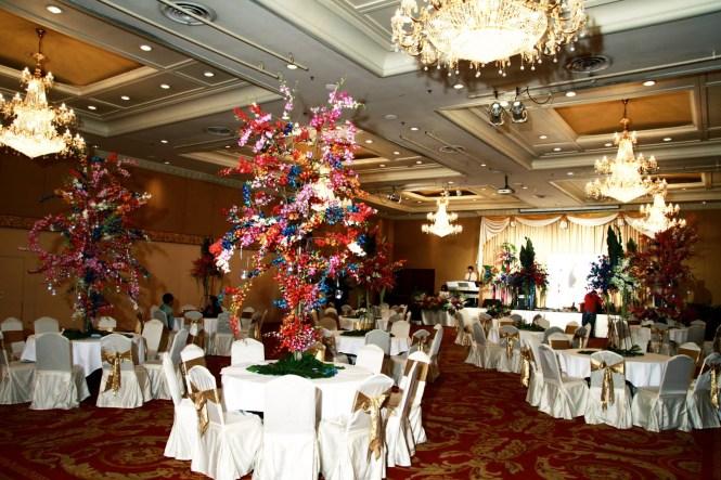 Thai Wedding Photos The Reception
