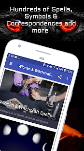 Wiccan and Witchcraft Spells   Apps on Google Play Screenshot Image