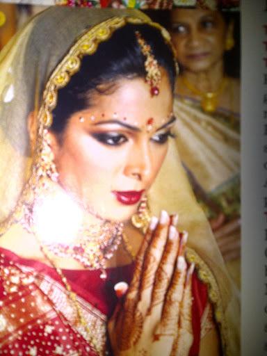 Diwali Indian bridal LOTD NTB