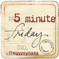 Five Minute Friday- Loud