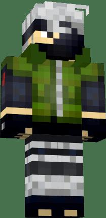 Kakashi Naruto Nova Skin