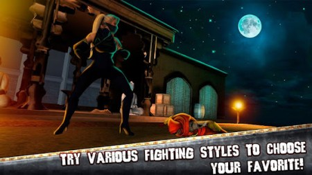 Ninja Fighting Game   Kung Fu Fight Master Battle   Apps on Google Play Screenshot Image