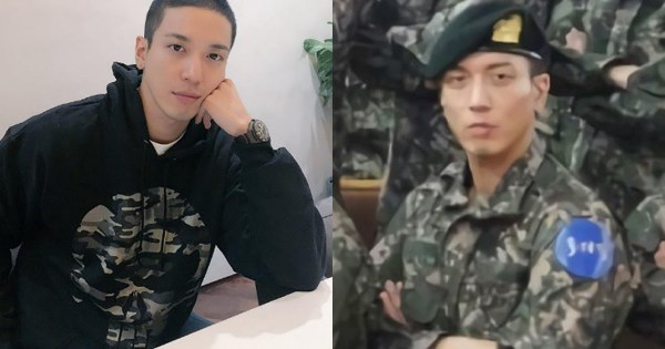 CNBLUE's Jung Yonghwa Gets Assigned To The Special Forces ...