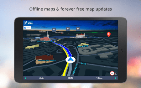 Free GPS Navigation   Apps on Google Play Screenshot Image