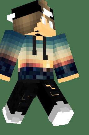 Cool Nike Boy Nova Skin