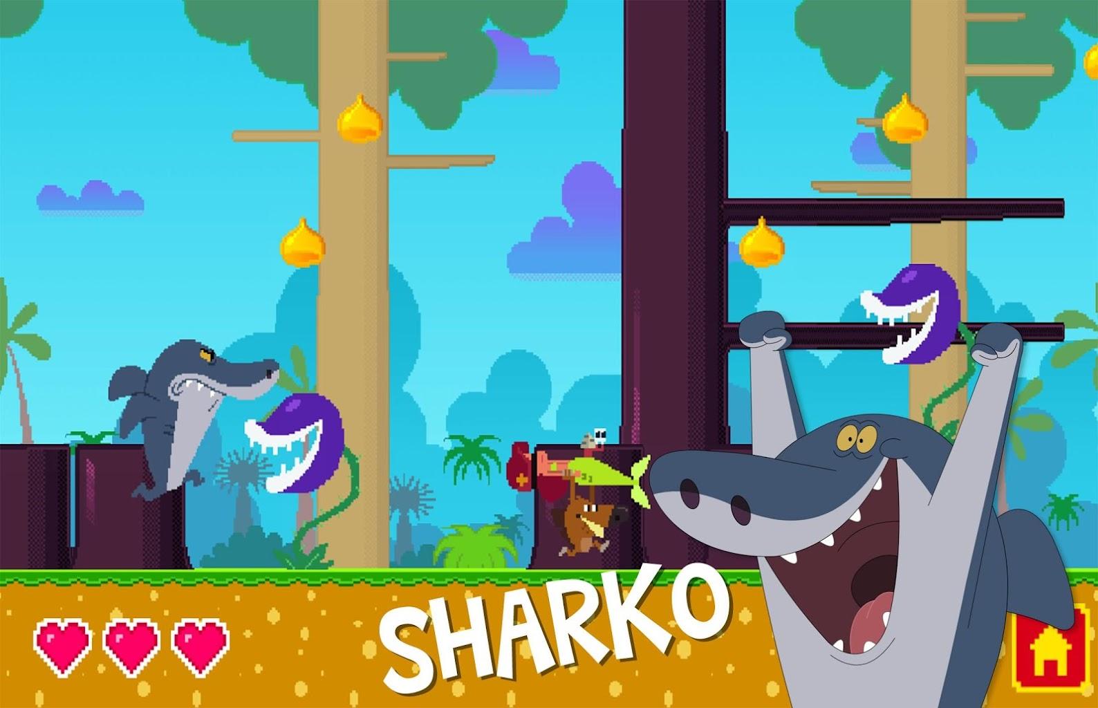 Zig Sharko Untuk Android Apk Unduh