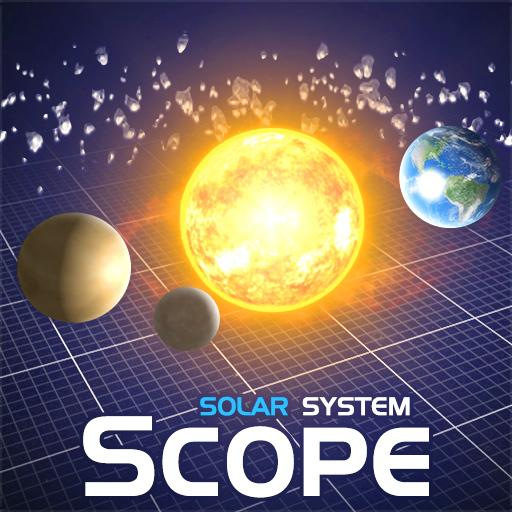 Solar System Scope 3.2.1 (Pro) APK for Android
