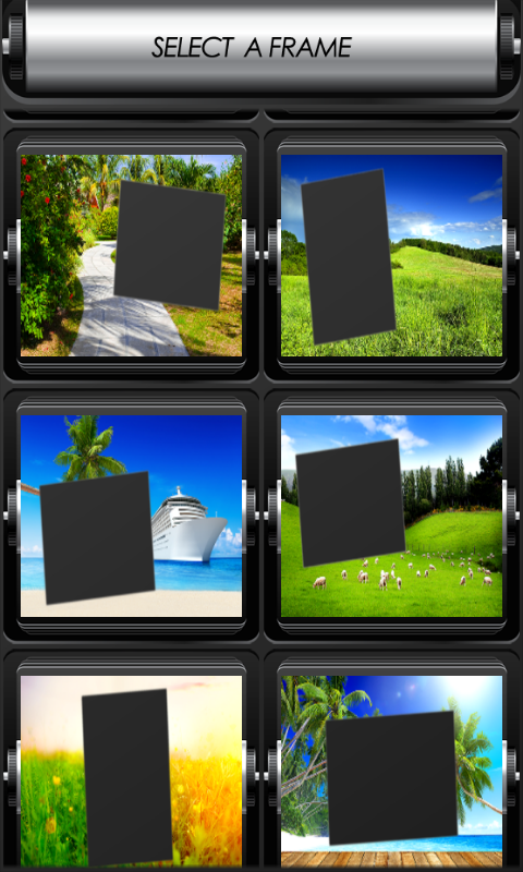 Nature Photo Frames - Android Apps on Google Play
