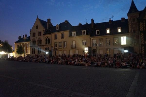 Лучшее световое шоу Франции: ru_travel — LiveJournal