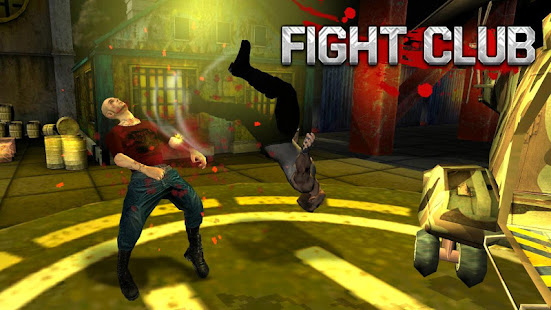 Fight Club   Fighting Games   Apps on Google Play Screenshot Image