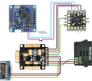 Micro MinimOSD Wiring Tips and Tricks | IntoFPV Forum