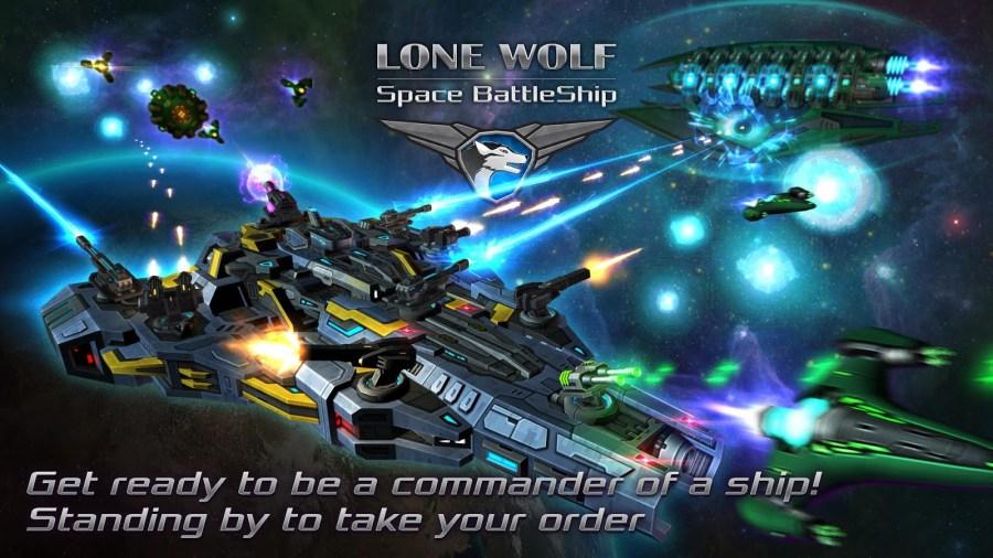 Battleship Lonewolf   Space TD APK Cracked Free Download   Cracked     Battleship Lonewolf   Space TD Screenshot 0
