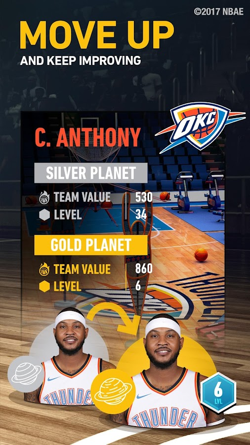 NBA General Manager 2018 - Basketball Coach Game - Android ...
