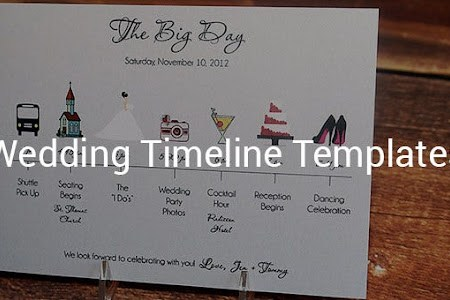 Nicole J   Google  11  Wedding Timeline Templates   Free Word  Excel  PDF Format Download