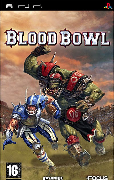 FREE DOWNLOAD PSP GAMES MEDIAFIRE LINK: [PSP] Blood Bowl ...