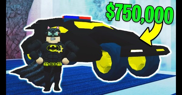 Roblox Jailbreak Wiki Batmobile