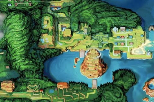 Looking for a backup of the Hoenn map in HD for Pokemon ORAS  We     Pokemon ORAS Hoenn Map download in HD   Product Reviews Net