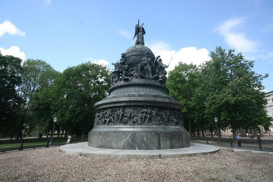 Warelius достопримечательности великого новгорода памятники