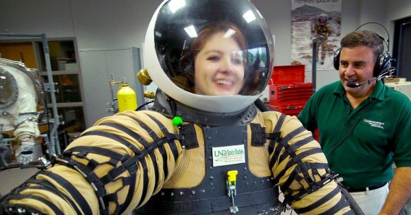 Google Ads These nextgeneration space suits could allow
