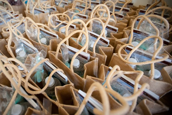New Orleans Events: New Orleans Wedding Gift Bags