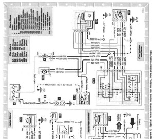 Citroen C4 Grand Picasso Wiring Diagram  Wiring Diagram