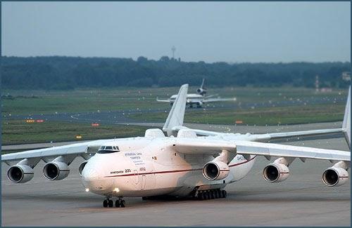 ВСЕ САМОЕ БОЛЬШОЕ: Самые большие самолеты